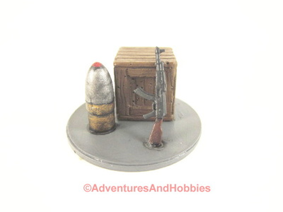 Weapons cache objective marker - UniversalTerrain.com